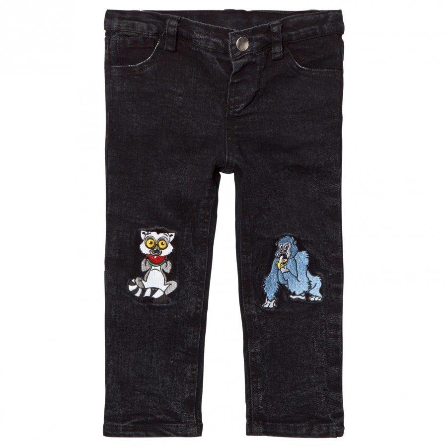Tao & Friends Denim Jeans Grey/Black Farkut