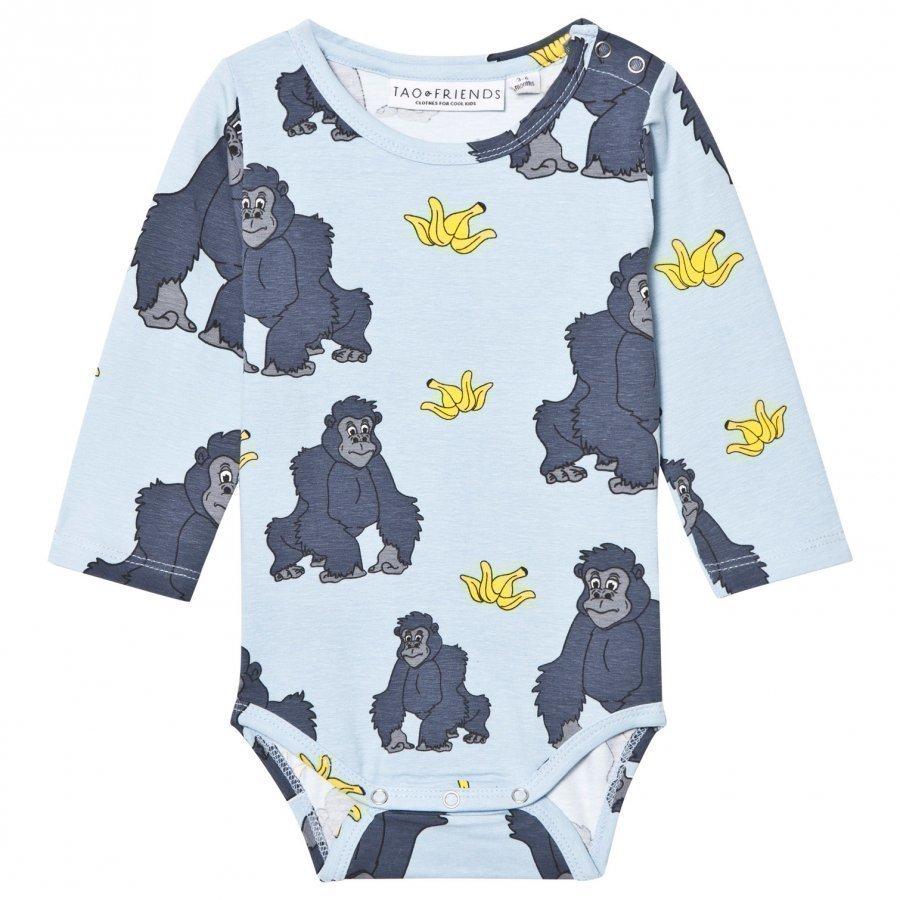 Tao & Friends Gorillan Baby Body Blue Body