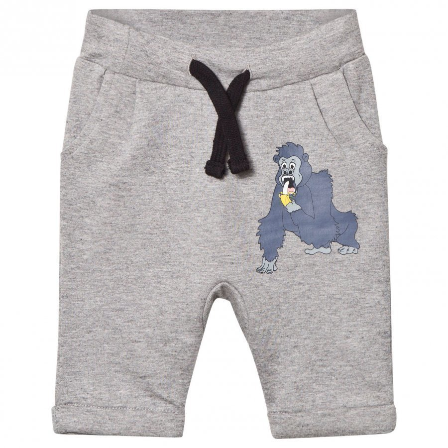 Tao & Friends Gorillan Sweatpants Grey Verryttelyhousut