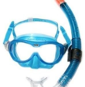 Technisub Reef Jr Sukellusmaski + Snorkkeli Aqua