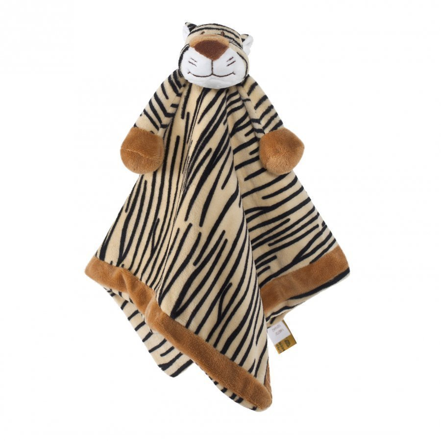 Teddykompaniet Diinglisar Tiger Soother Uniriepu