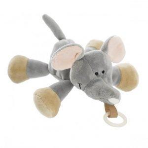 Teddykompaniet Diinglisar Wild Buddy Elephant Tutti