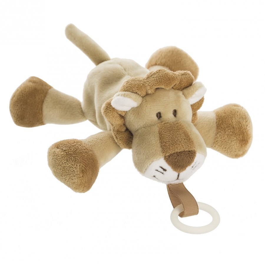 Teddykompaniet Diinglisar Wild Buddy Lion Tutti