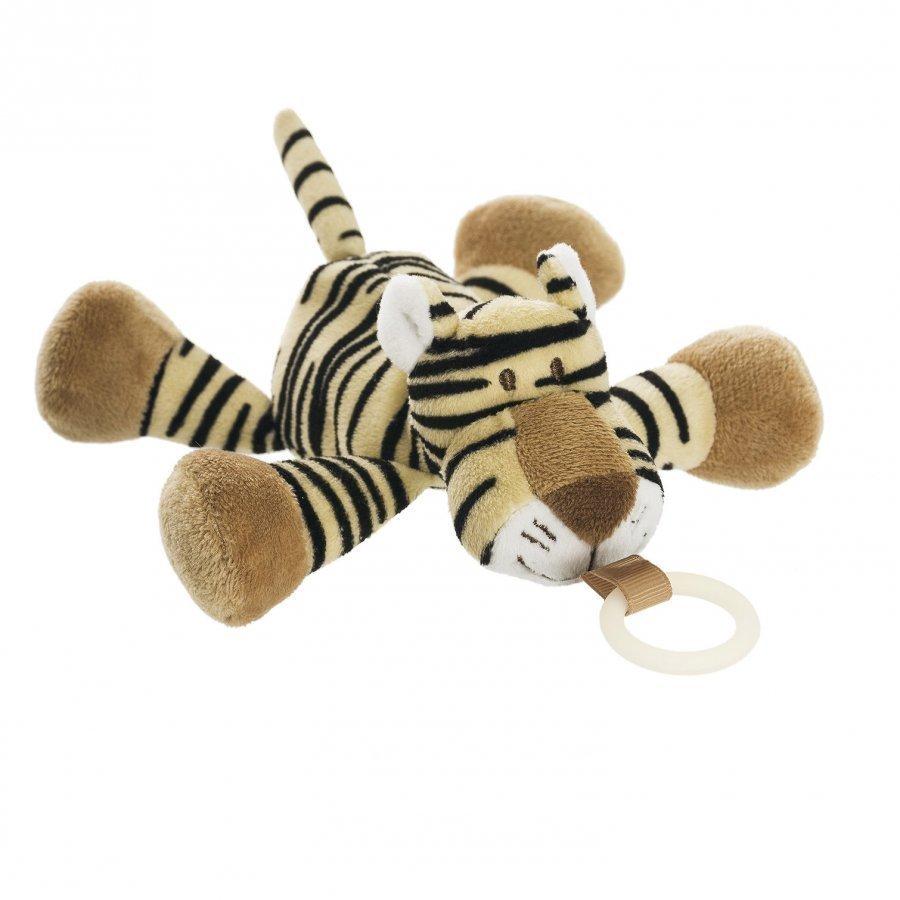 Teddykompaniet Diinglisar Wild Buddy Tiger Tutti