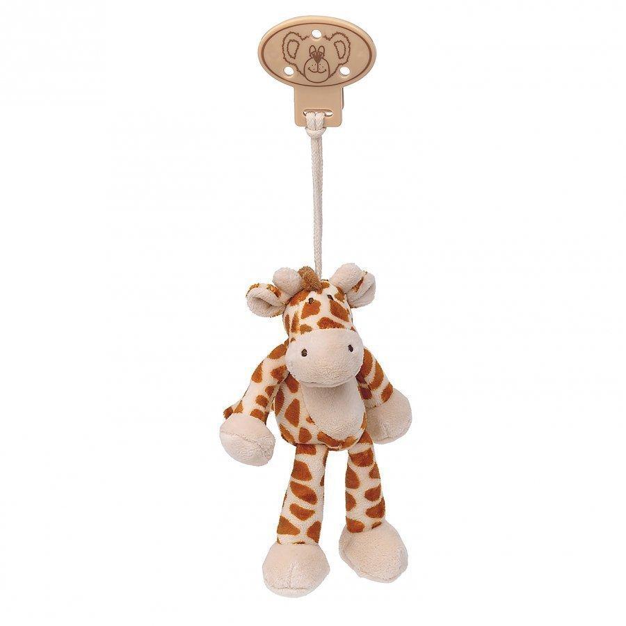 Teddykompaniet Diinglisar Wild Clip Giraffe Tutti