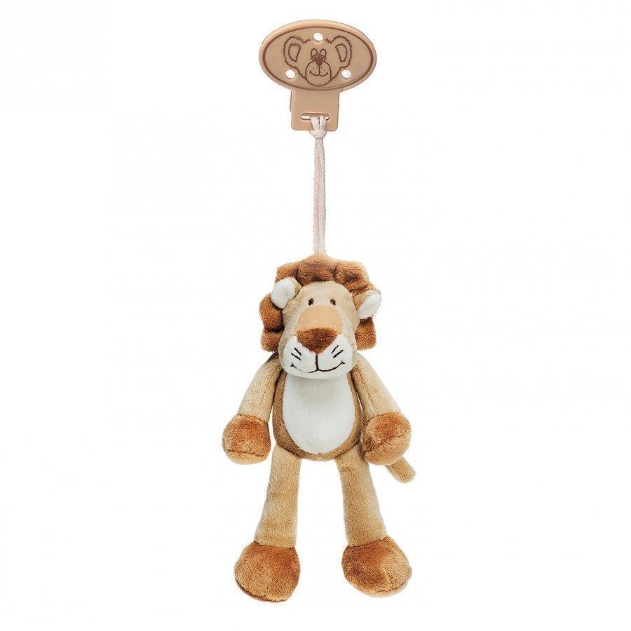 Teddykompaniet Diinglisar Wild Clip Lion Tutti