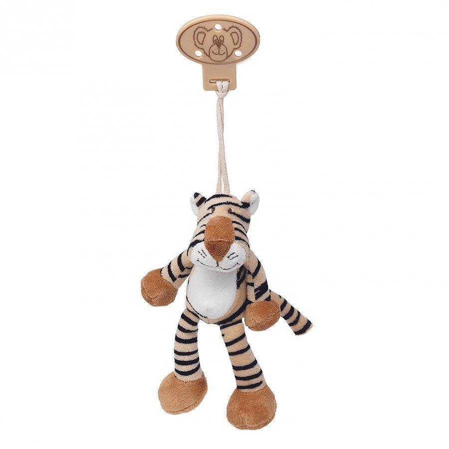 Teddykompaniet Diinglisar Wild Clip Tiger Tutti