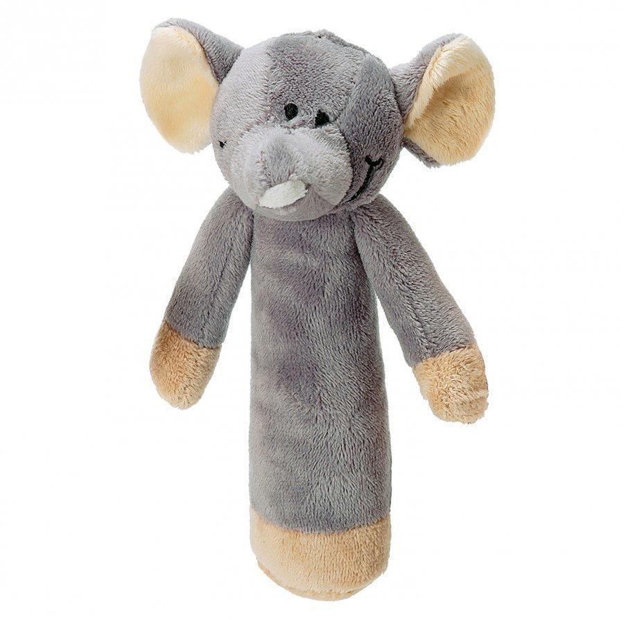 Teddykompaniet Diinglisar Wild Rattle Elephant Helistin
