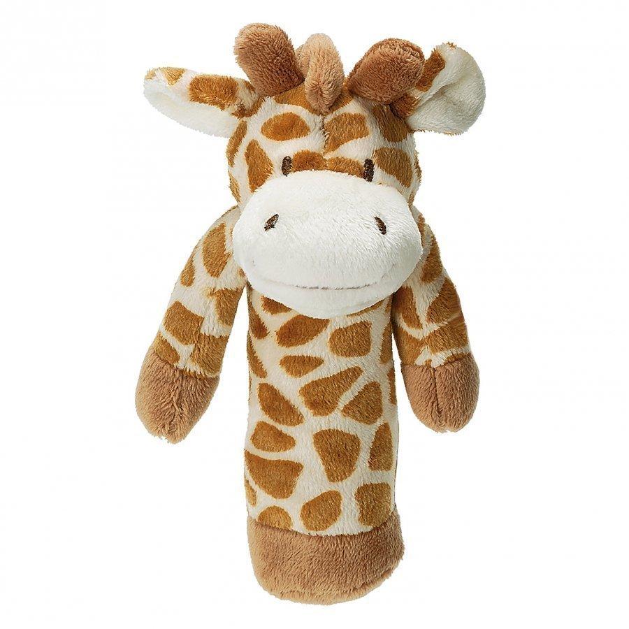 Teddykompaniet Diinglisar Wild Rattle Giraffe Tutti