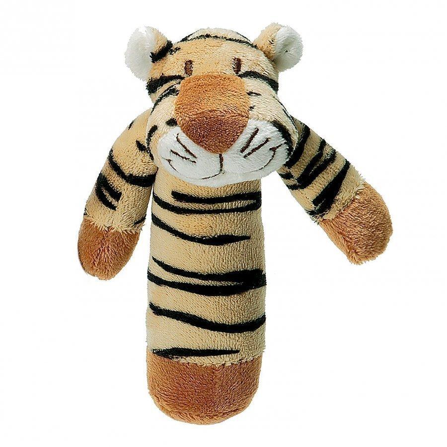 Teddykompaniet Diinglisar Wild Rattle Tiger Tutti