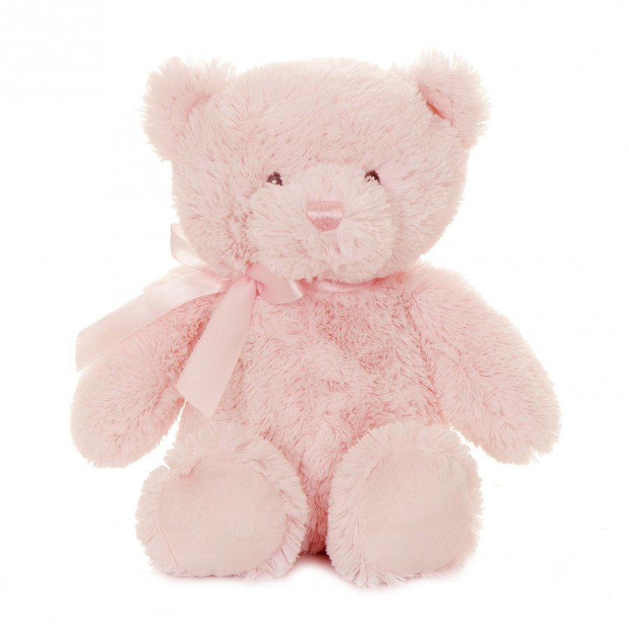 Teddykompaniet Teddy Baby Bears Pink Small Pehmolelu