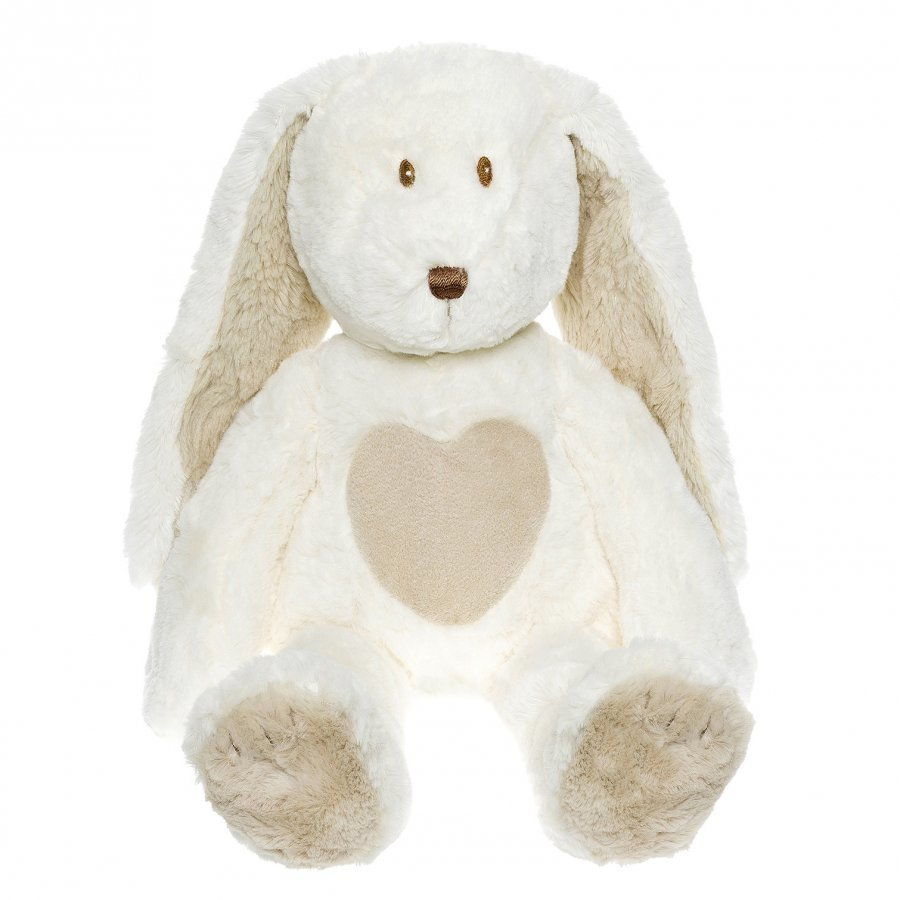 Teddykompaniet Teddy Cream Bunny Large White Pehmolelu