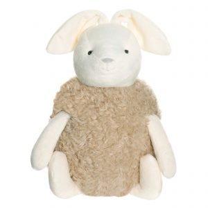 Teddykompaniet Tk Fluffies Kanin 23cm Beige 14x11cm