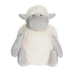 Teddykompaniet Tk Fluffies Lamm 23cm Valkoinen 14x11cm