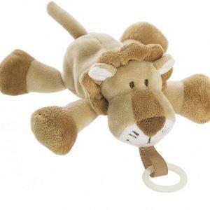 Teddykompaniet Tuttinauha Diinglisar Wild Buddy Leijona