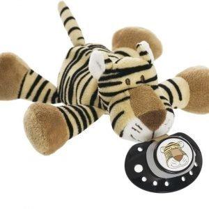 Teddykompaniet Tuttinauha Diinglisar Wild Buddy Tiikeri