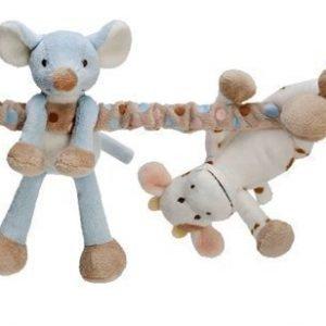 Teddykompaniet Vaunulelu Diinglisar Lehmä ja hiiri