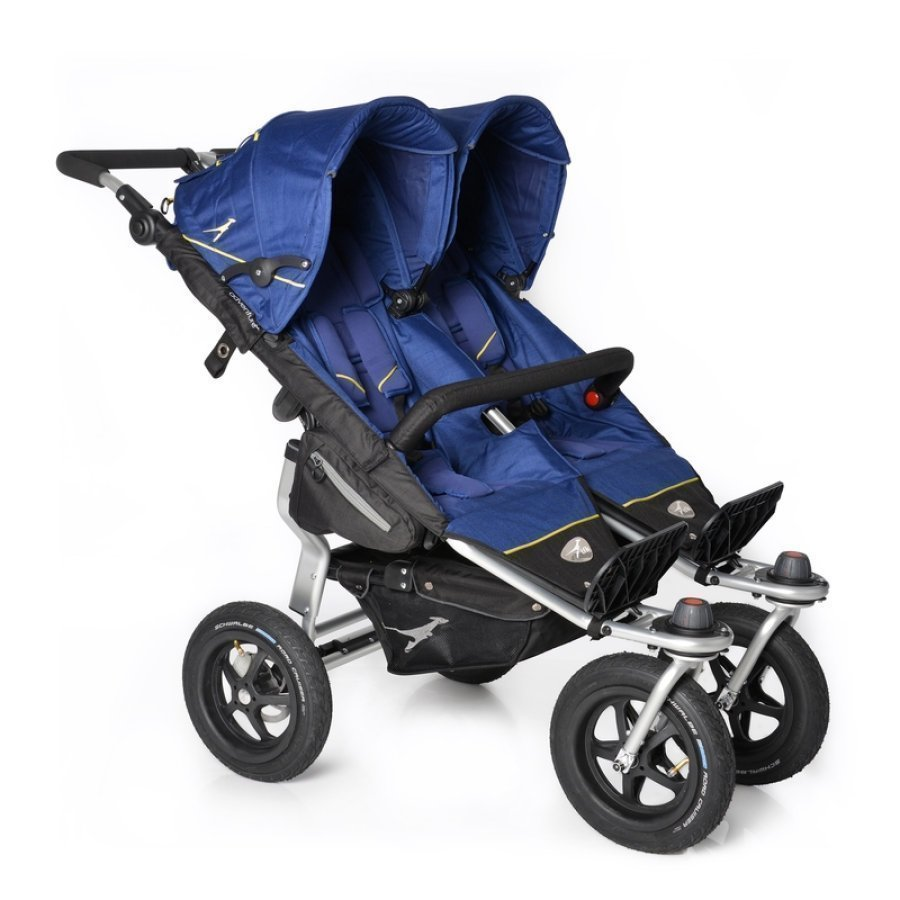 Tfk Twin Adventure Twilight Blue Kaksosrattaat