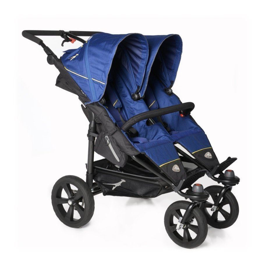 Tfk Twin Trail Twilight Blue Kaksosrattaat