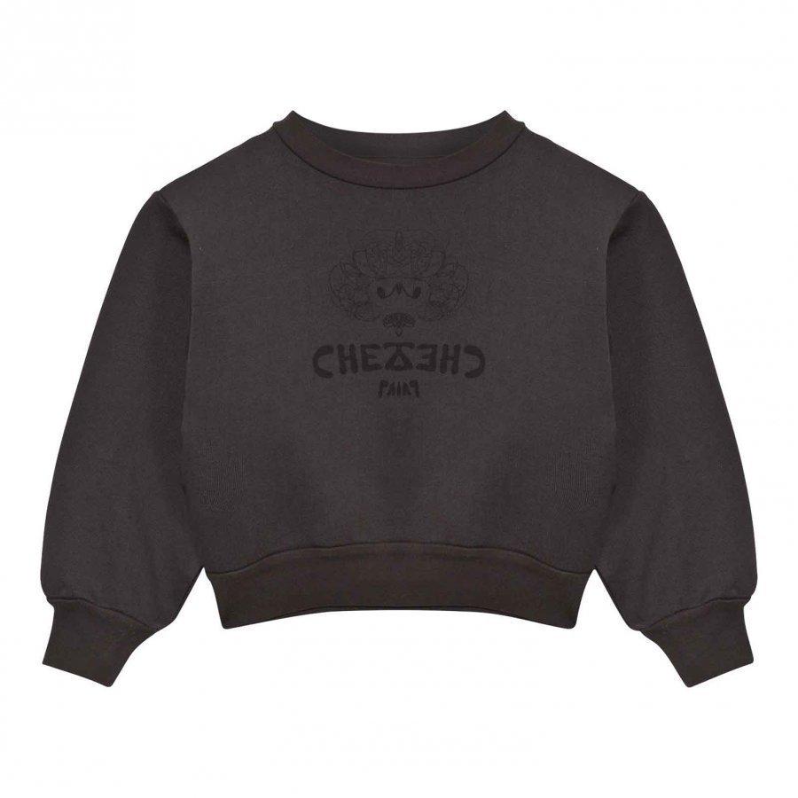 The Animals Observatory Bear Sweatshirt Black Chez Luis Oloasun Paita