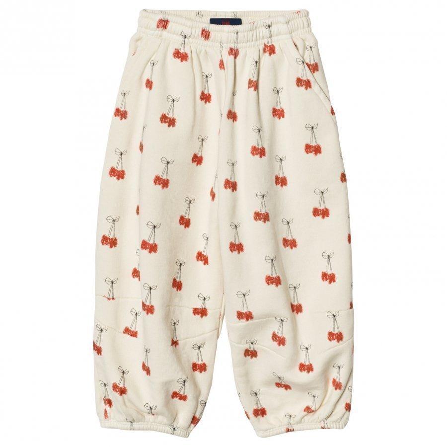 The Animals Observatory Dromedary Pants White Cherries Housut