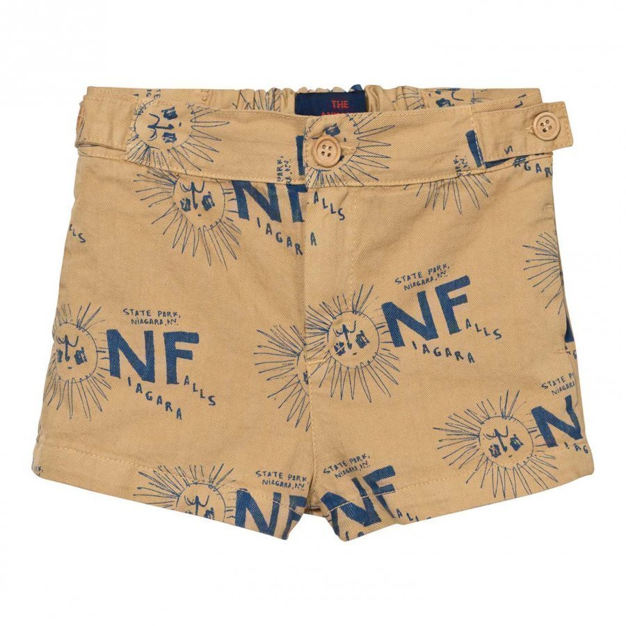 The Animals Observatory Puppy Shorts Ochre Niagra Falls Juhlashortsit