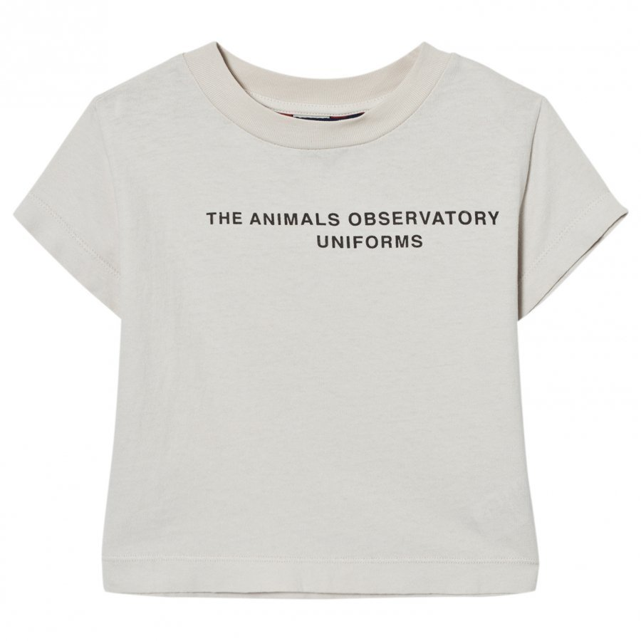 The Animals Observatory Rooster T-Shirt White Tao Uniforms T-Paita