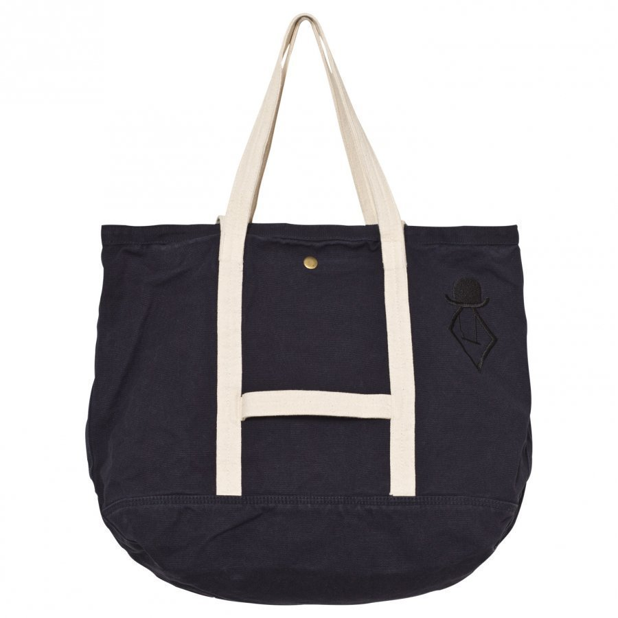 The Animals Observatory Tote Bag Navy Blue Kassi