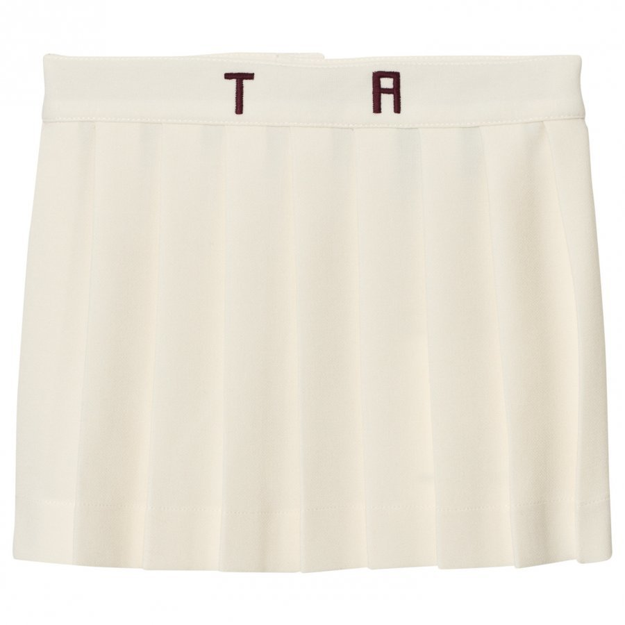The Animals Observatory Turkey Skirt White Tao Initials Kellohame