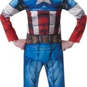 The Avengers Naamiaisasu Captain America