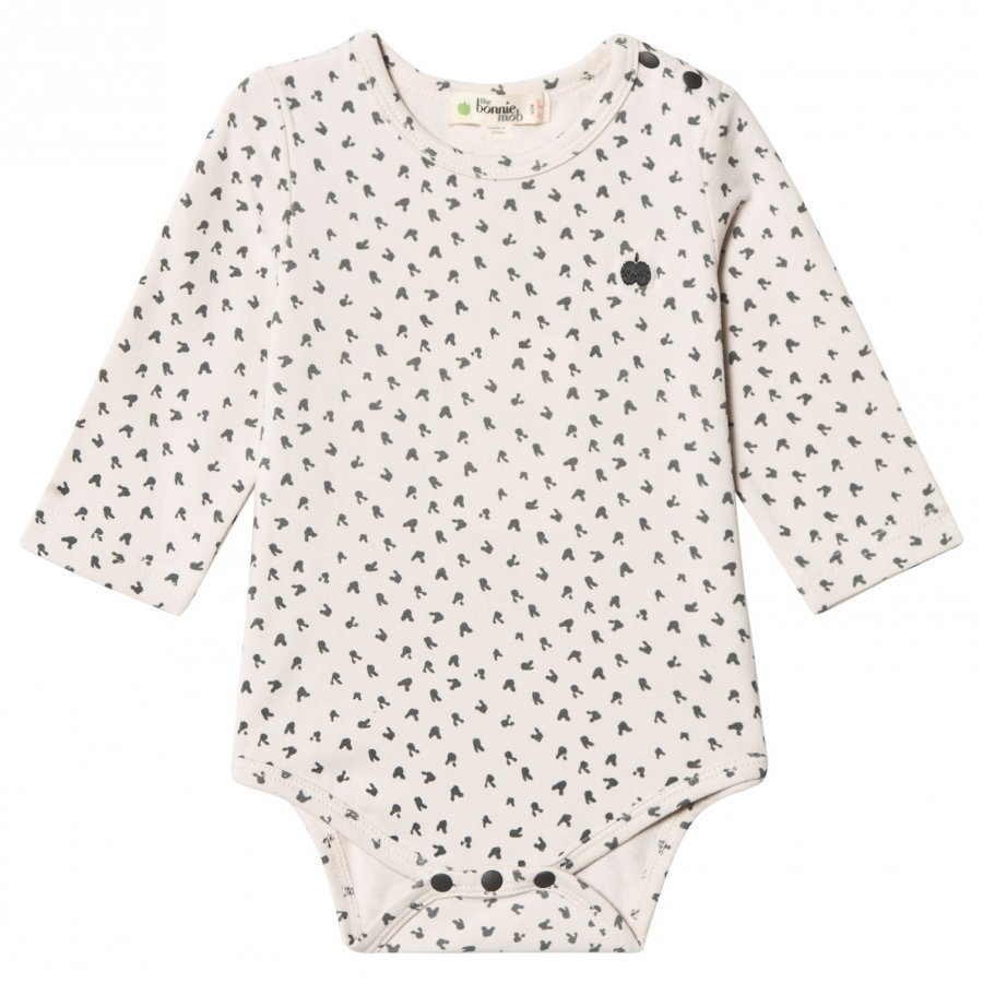 The Bonnie Mob Bunny Print Baby Body Sand Romper Puku