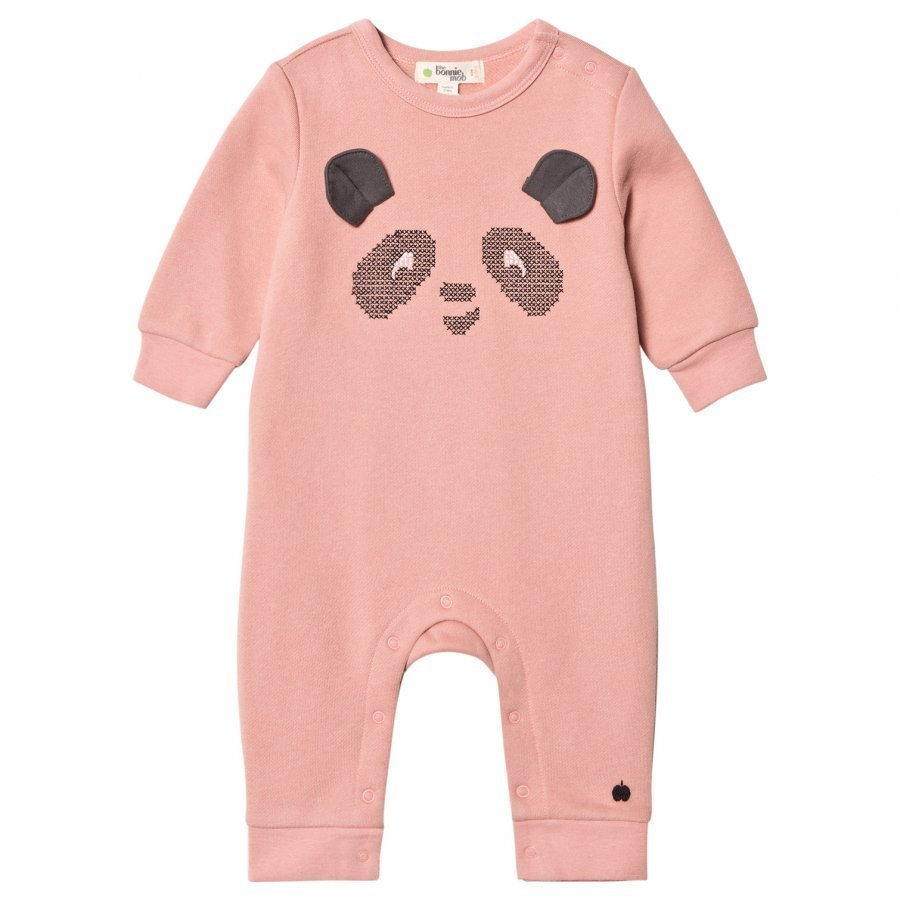 The Bonnie Mob Cross Stitch Panda One-Piece Powder Potkupuku