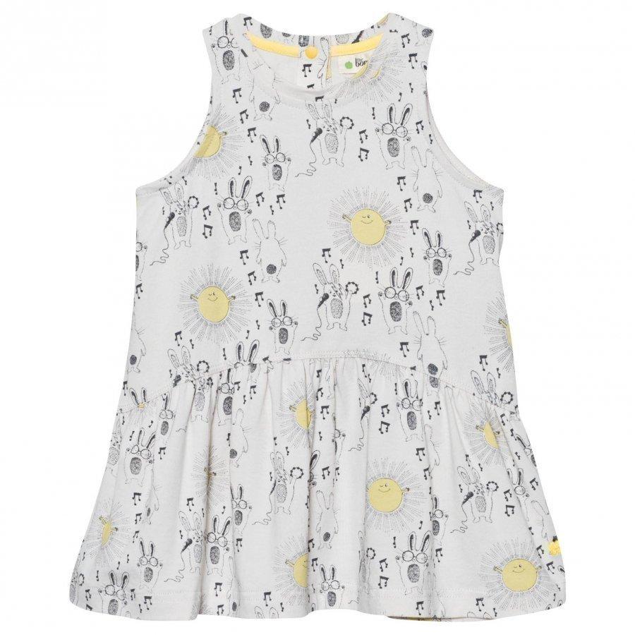 The Bonnie Mob Printed Sleeveless Dress Sunny Bunny Print Mekko