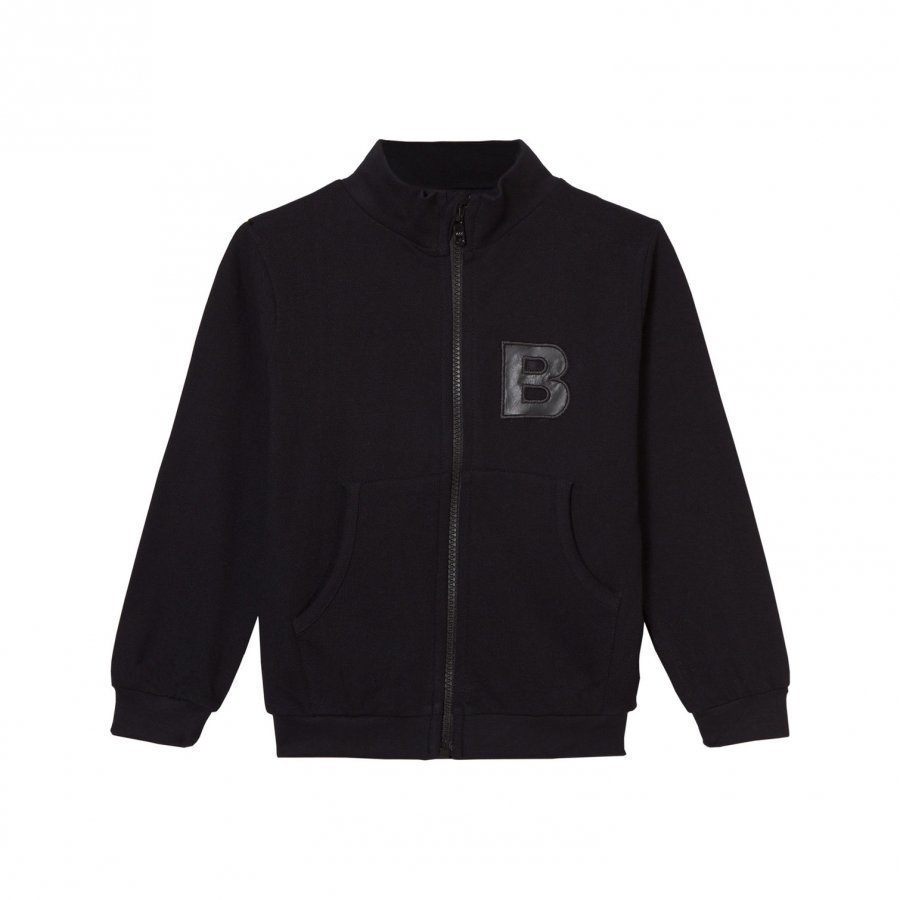 The Brand Örn Sweater Black Huppari