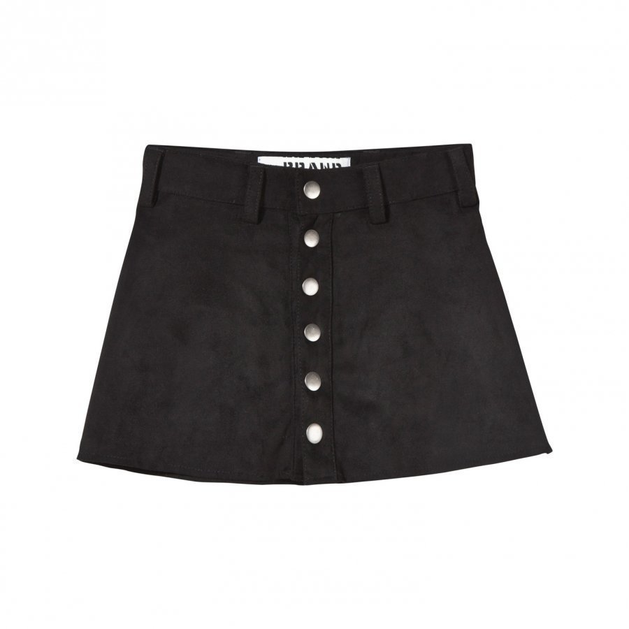 The Brand A-Line Skirt Black Lyhyt Hame