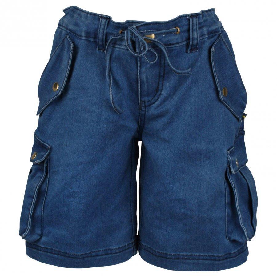 The Brand Army Shorts Denim Blue Farkkushortsit