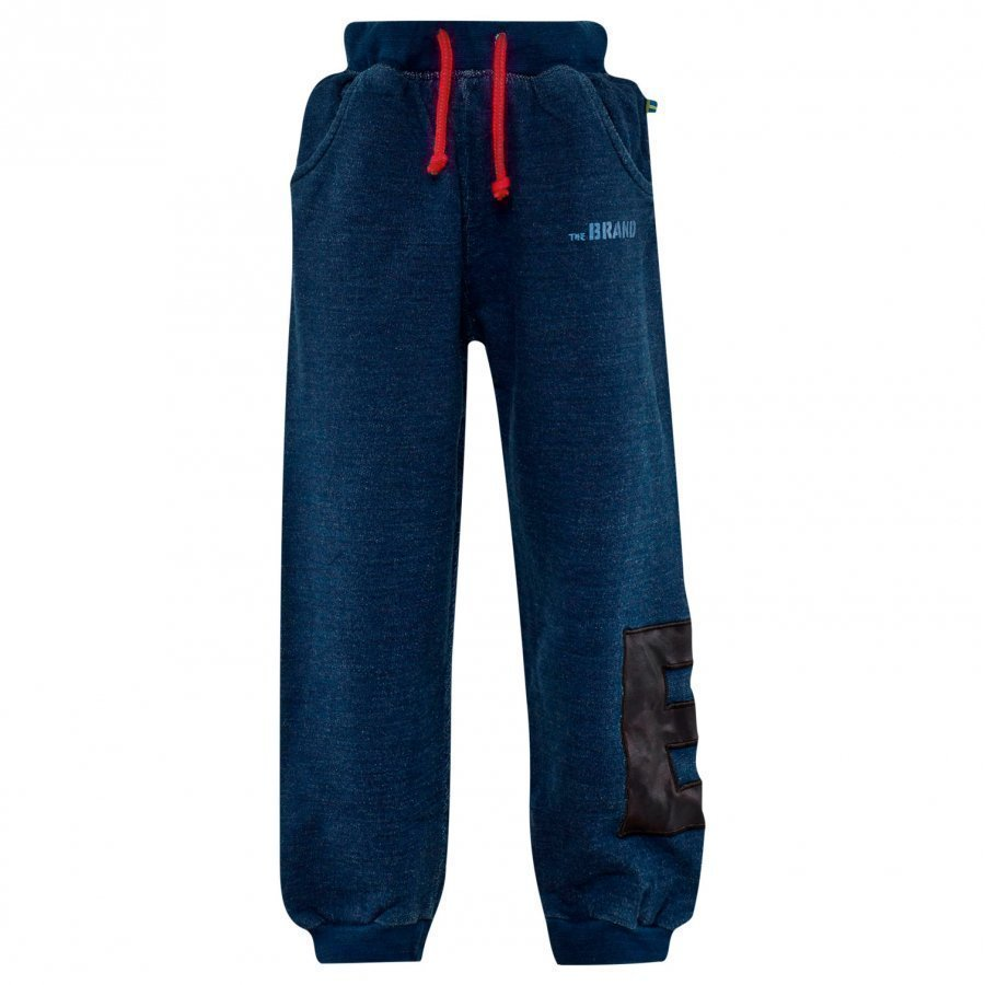 The Brand B Pant Blue Denim Wash Farkut