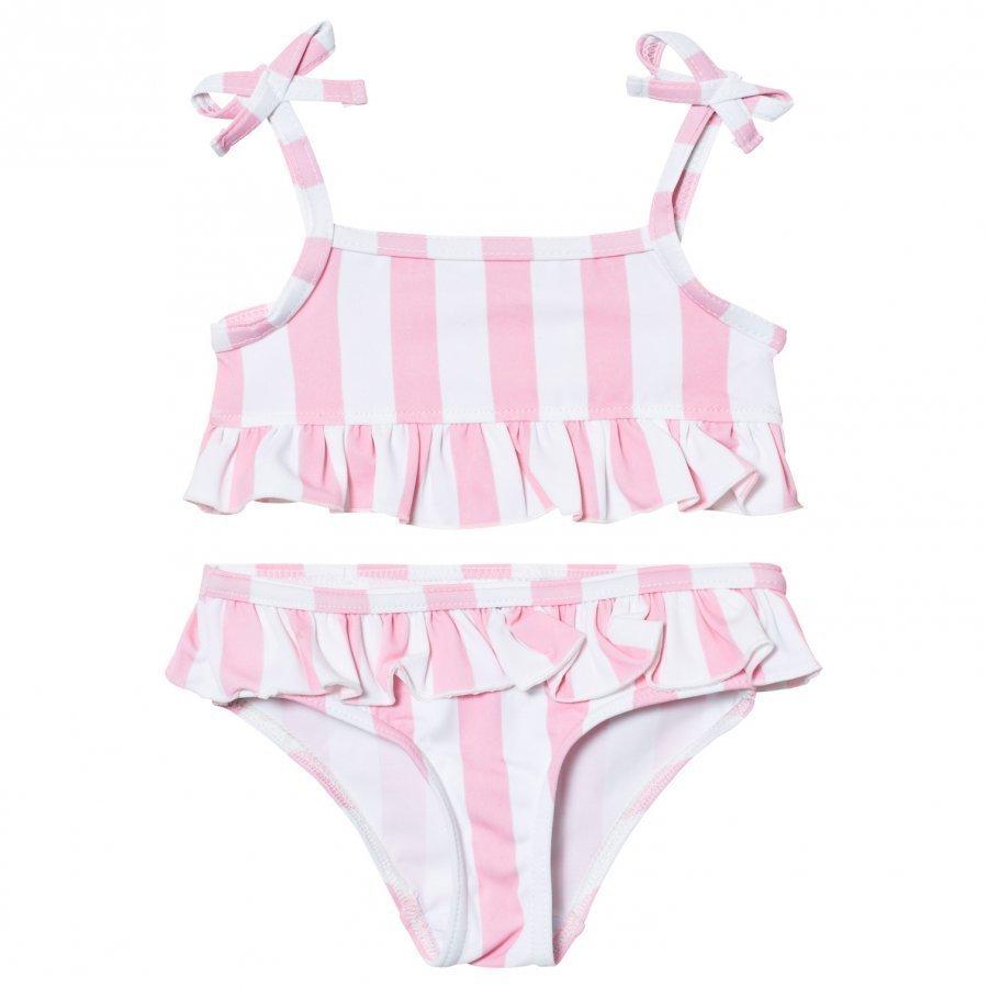 The Brand Bikini Pink Stripe Bikinit