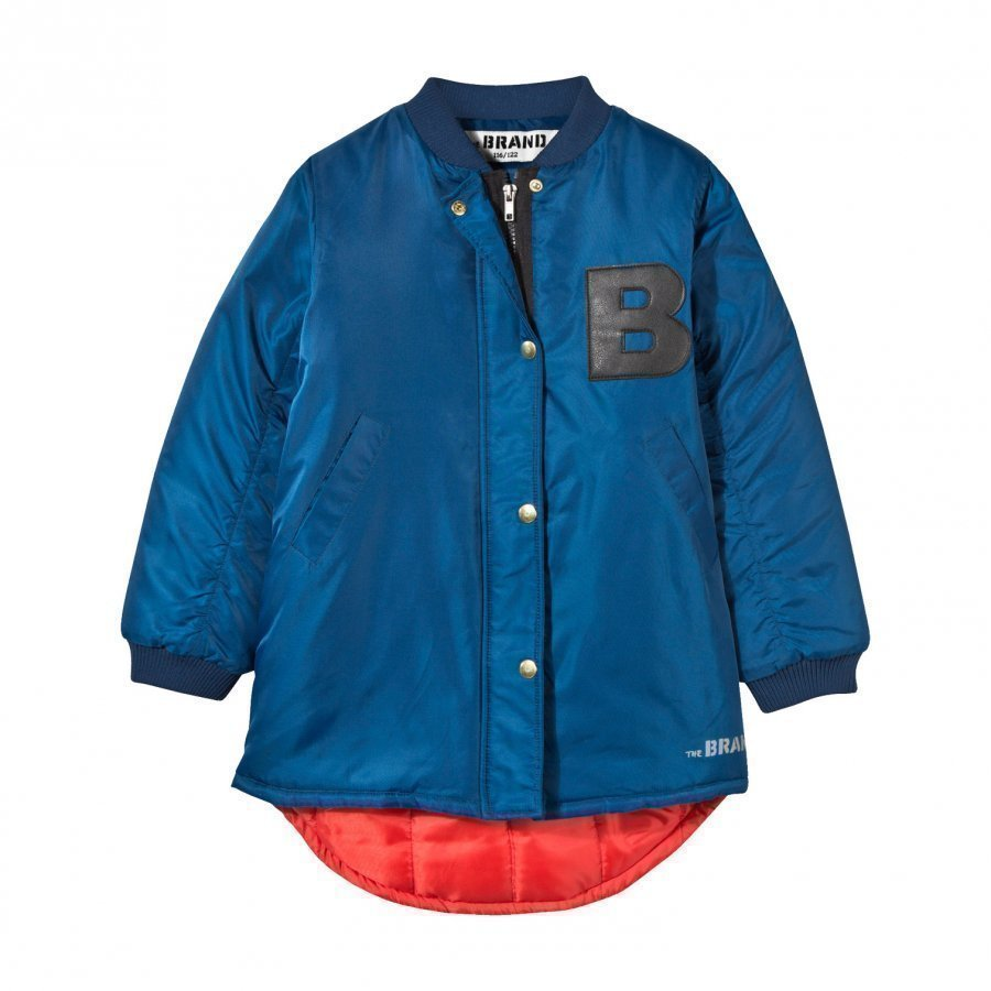 The Brand Bomb Parka Blue Parkatakki