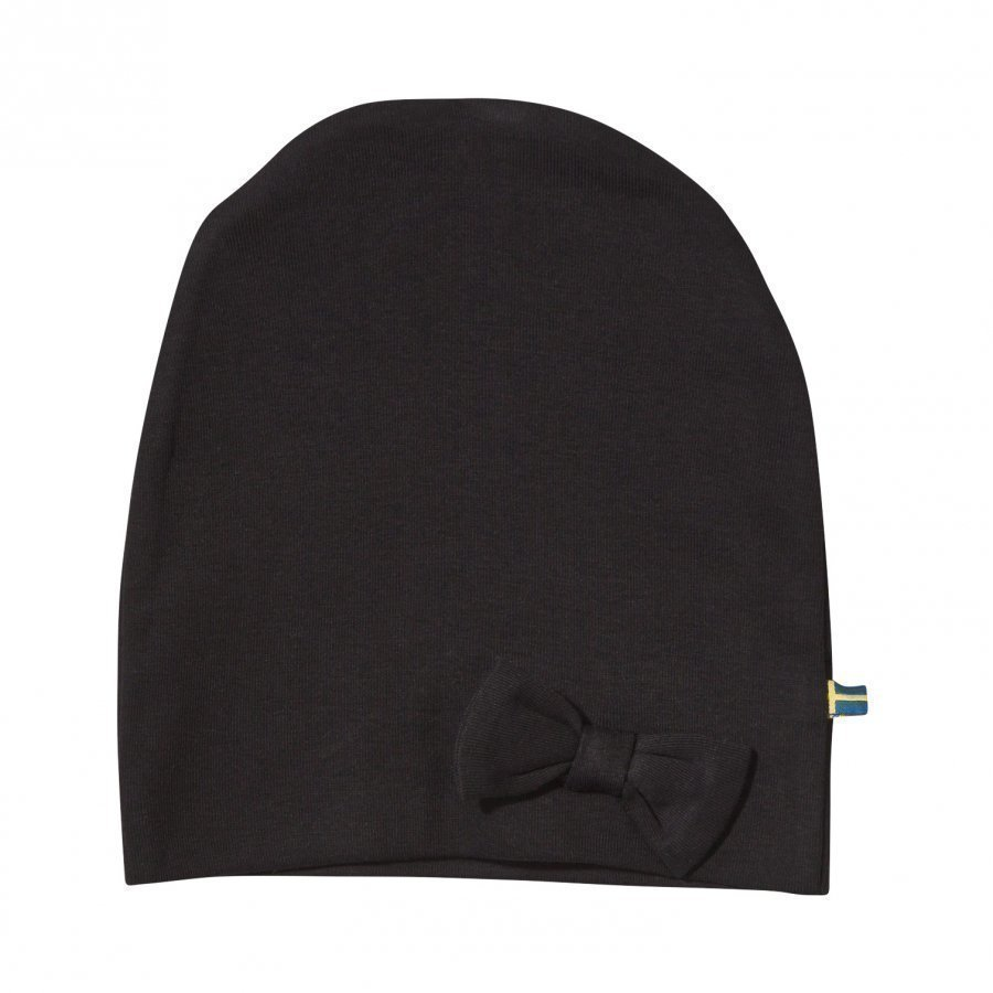 The Brand Bow Hat Black Pipo