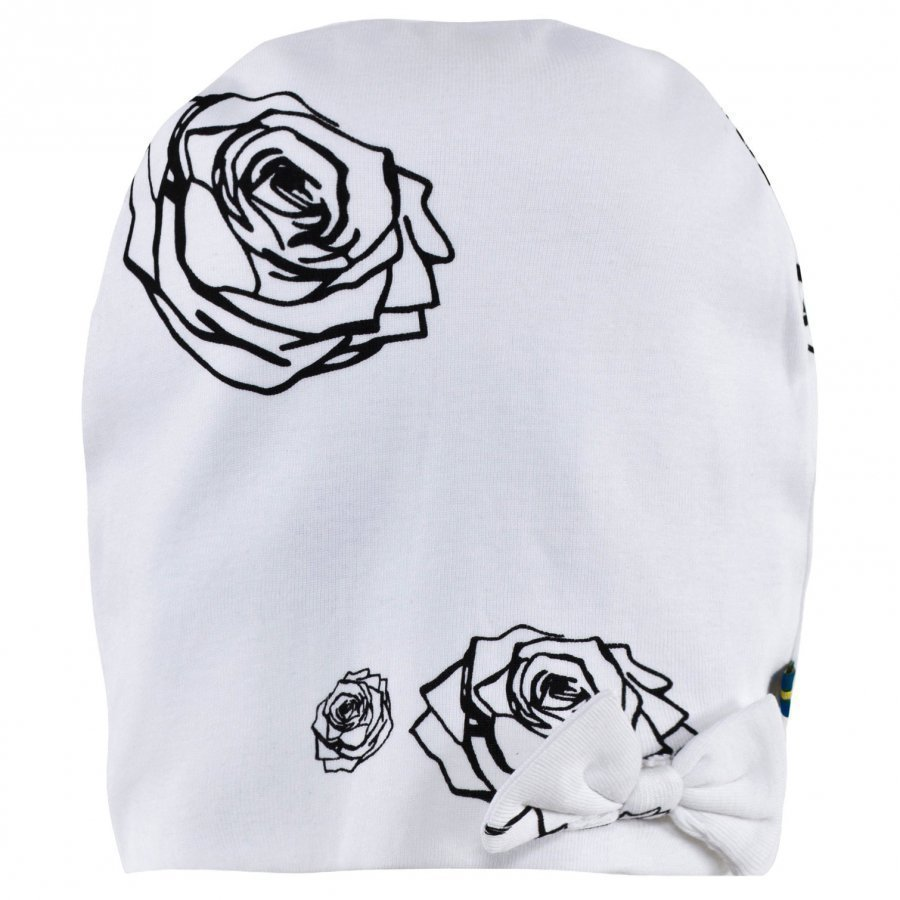 The Brand Bow Pipo White Roses Pipo