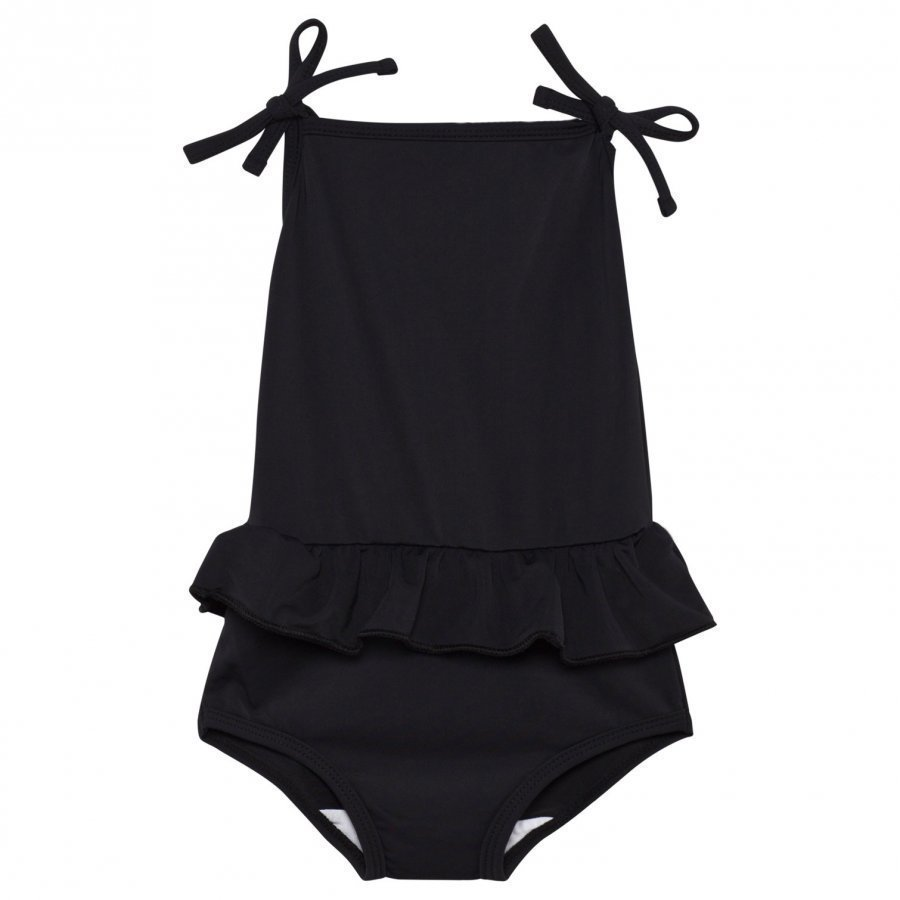 The Brand Bow Swim Suit Black Uimapuku