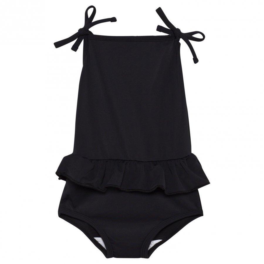 The Brand Bow Swim Suit Black Uimapuku