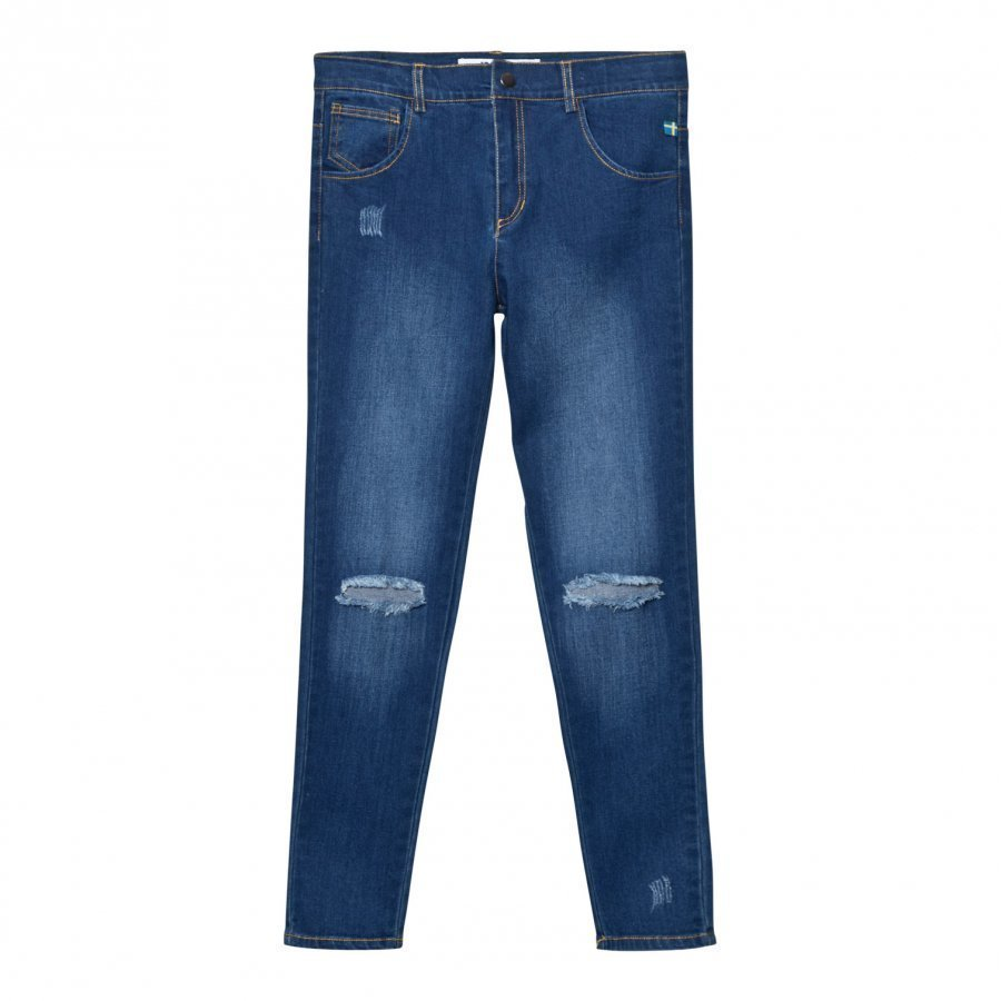 The Brand Classic Denims Stonewashed Blue Farkut