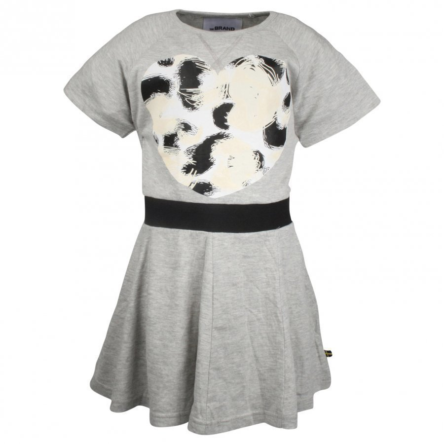 The Brand Cool Dress Grey Melange Mekko