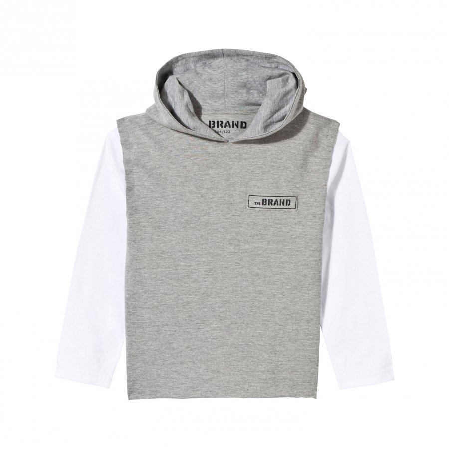 The Brand Cut Off Hoodie Huppari