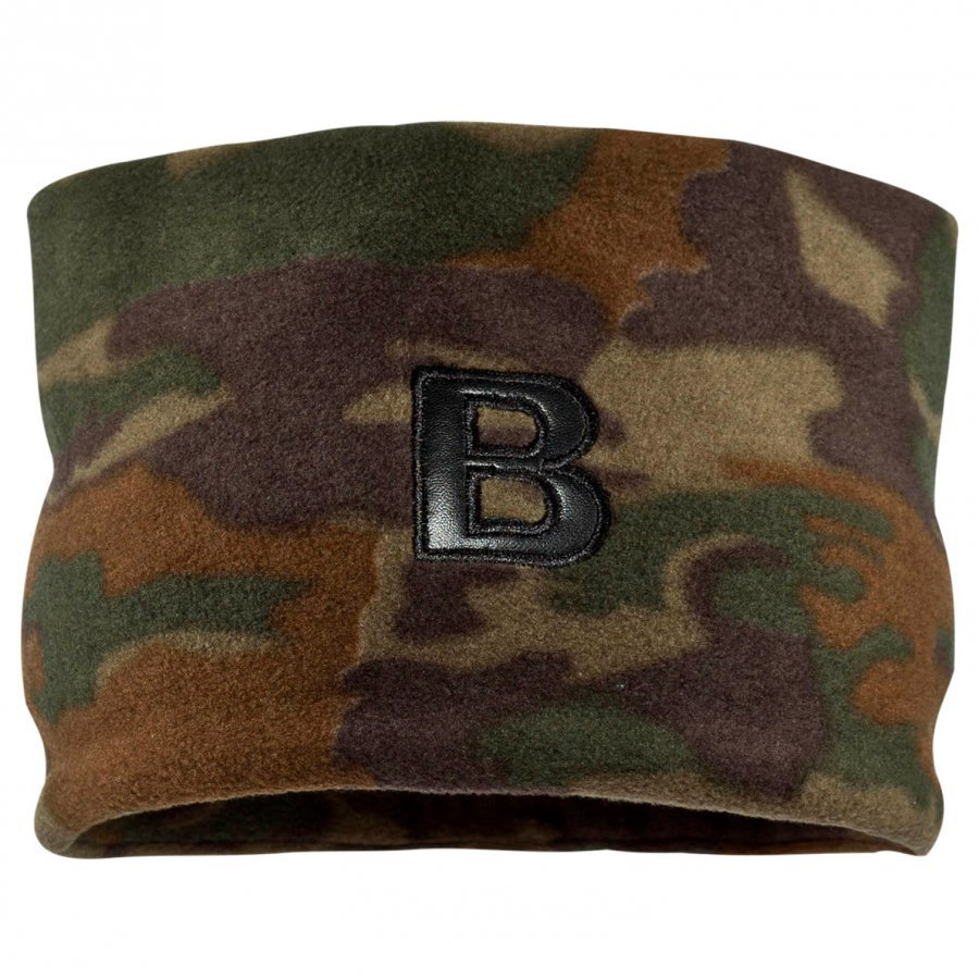 The Brand Fleece Headband Camo Hiuspanta
