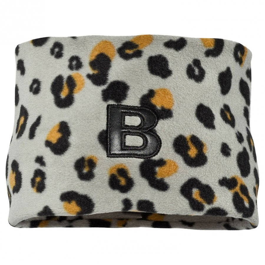 The Brand Fleece Headband Grey Leo Hiuspanta