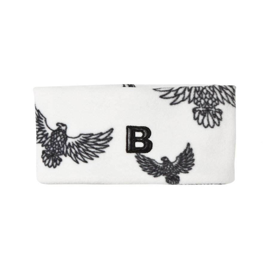 The Brand Fleece Headband Off White Eagles Pipo
