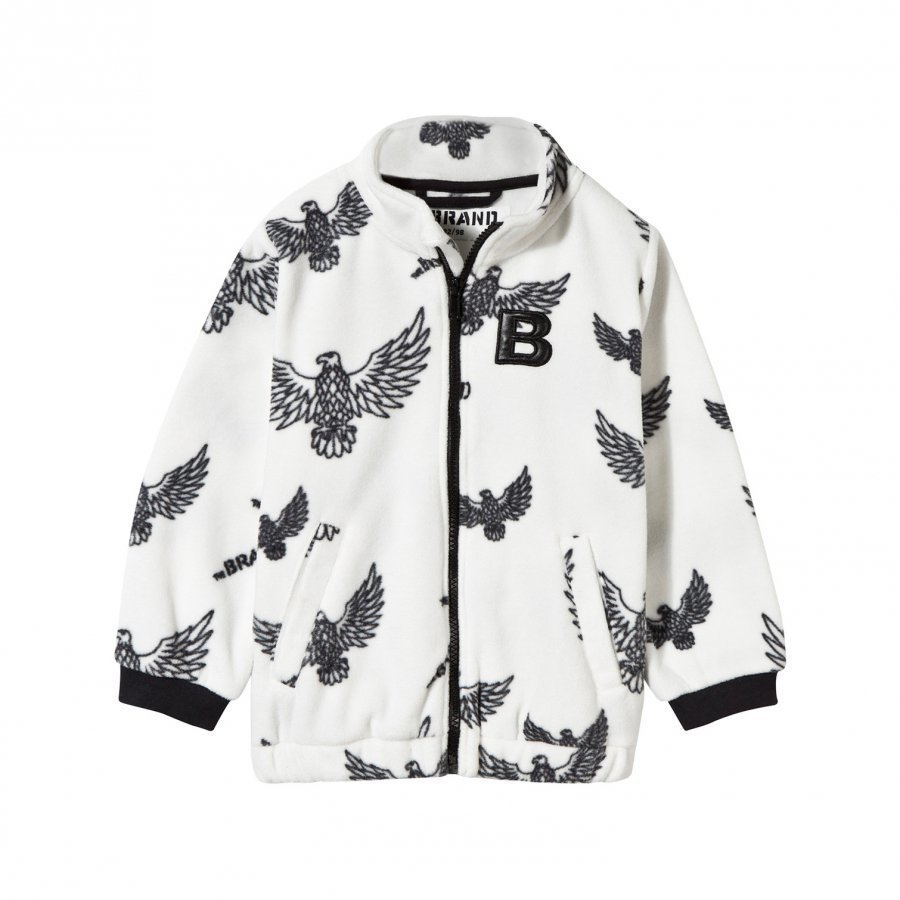 The Brand Fleece Sweater Off White Eagles Fleece Takki